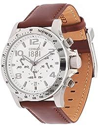 Cerruti 1881 CRA101A213G reloj cuarzo para hombre