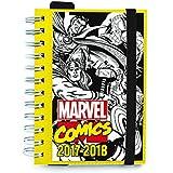 Grupo Erik Editores Marvel Comics - Agenda escolar 2017/2018 dia página