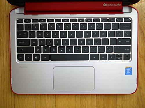 Ultra Thin TPU Keyboard Cover Skin Protector for HP ENVY...