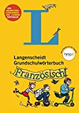 Langenscheidt Grundschulwörterbuch Französisch - Mit Spielen