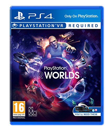VR Worlds [PlayStation VR ready] - PlayStation 4