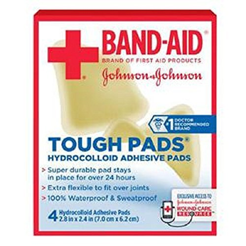 systagenix-band-aid-first-aid-tough-pads-hydrocolloid-adhesive-pad-2-4-5-x-2-2-5-box-of-4-each-by-sy