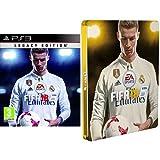 FIFA 18 Legacy Edition + Steelbook Esclusiva Amazon - PlayStation 3