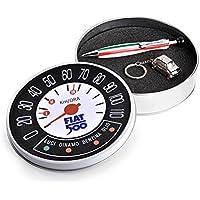 Fiat 500figb01Bolígrafo y llavero