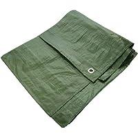 Am-Tech 12 x 8 Zoll Tarpaulin, grün, S4910