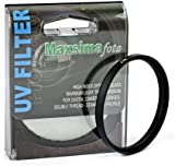 Maxsimafoto - 58mm UV filter Protector for Fujifilm X-A1, X-M1 with 16-50mm lens