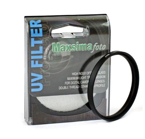 Maxsimafoto - 49 mm UV Filter für Sony NEX-5N, NEX-7, NEX-6, NEX-VG20, Digitalkamera mit 18-55mm oder 55-210mm Objektiven.