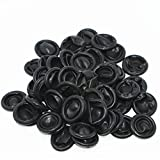 SCHOFIC ANTI-STATIC ESD SAFE CHLORINATED DISPOSABLE LATEX FINGER COTS [ REUSABLE RUBBER FINGERTIPS