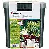 Gardena Automatique Vacances D'arrosage Pour L'arrosage Jusqu'à 36 Plantes En Pot. Avec Dépôt.