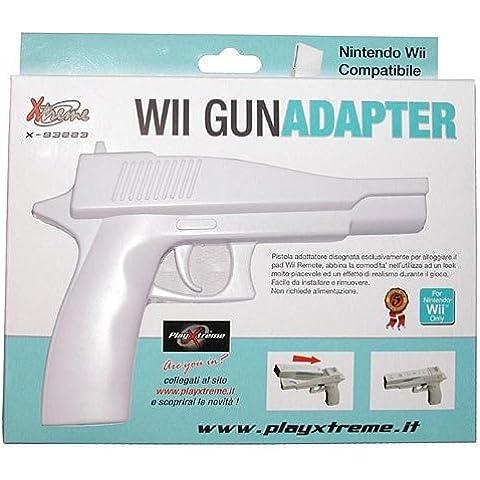 Xtreme - Pistola para mando de Wii
