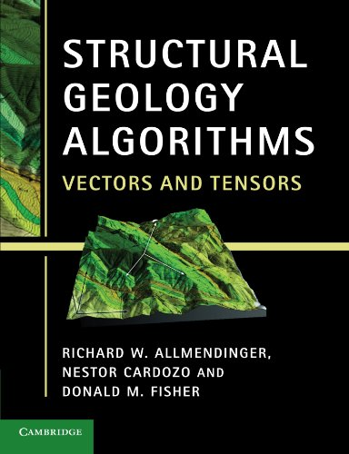 Structural Geology Algorithms Paperback