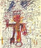 Jean-Michel Basquiat - Oeuvres sur papier, [exposition, Paris, Fondation Dina Vierny-Musée Maillol, 23 mai-29 septembre 1997] - Réunion des Musées Nationaux - 17/06/1997