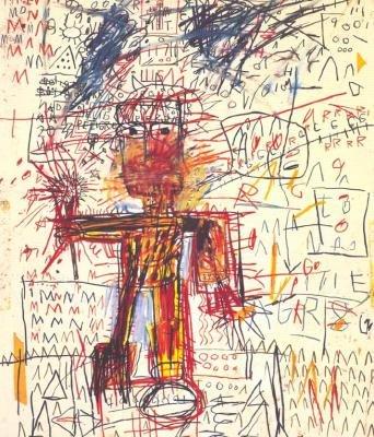 Jean-Michel Basquiat : Oeuvres sur papier, [exposition, Paris, Fondation Dina Vierny-Muse Maillol, 23 mai-29 septembre 1997]