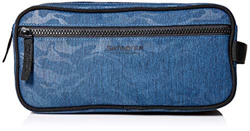 Samsonite Herren Crypsis Removable Valet Kit Kofferorganizer, blau, Standard -