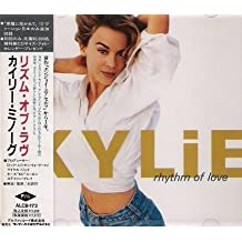 Rhythm Of Love (Japanese Import) by Kylie Minogue (1990-05-04)