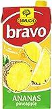 Rauch - Succo Ananas, con Vitamina C - 6 pezzi da 2 l [12 l]