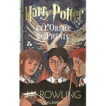 HARRY POTTER ET L'ORDRE DU PHENIX by JOANNE KATHLEEN (J.K.) ROWLING (2003-01-01)
