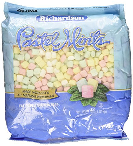 Richardson Pastel Mints 4lbs Bag by Sam's Club