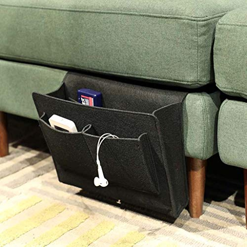 QAZX Anti-Rutsch-Sofa Armlehne Caddy Pocket-Organizer for Couch-Sessel