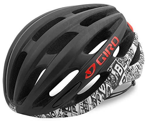 Giro Foray Mips Casco da bicicletta Black White Sub Pop, Unisex, black white sub pop