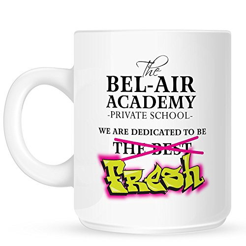 The Bel-Air Academy Fresh Prince 90s Mug