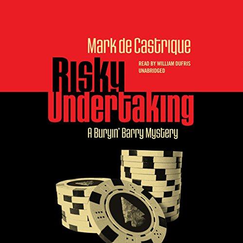 Risky Undertaking  Audiolibri