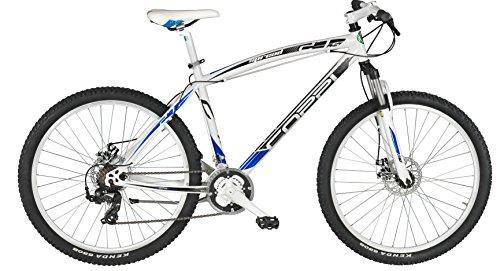 Fausto Coppi – Bicicleta 27,5″MTB Acero Suspensión Shimano 21 Velocidades