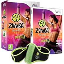 Zumba fitness : join the party + ceinture [import anglais]