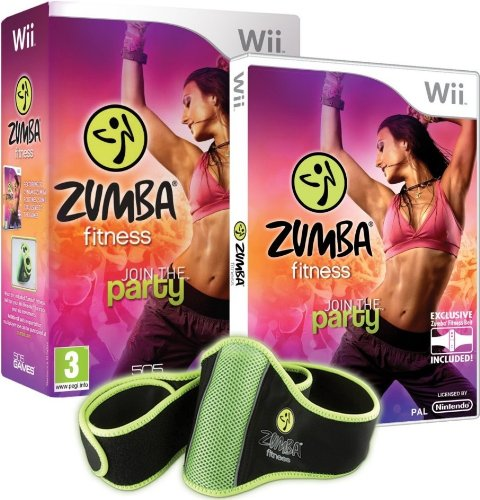 505 Games Zumba Fitness 2 + Belt Sport/Tempo Libero