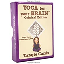 Yoga for Your Brain Original Edition: Tangle Cards (Design Originals) by Sandy Steen Bartholomew CZT (2013-01-10)