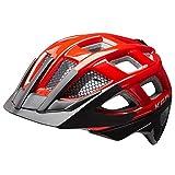 KED Kailu Kinder Fahrrad Helm 2019 (rot, S | 49-53cm)