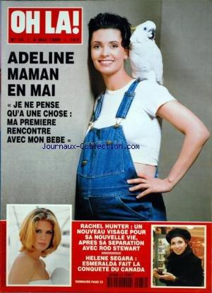 OH LA [No 33] du 05/05/1999 - ADELINE MAMAN EN