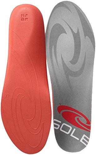 Sole Thin sport Custom piede letti Grey