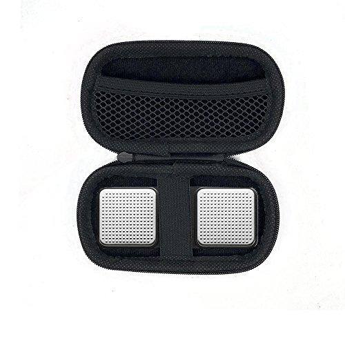 Hart Taschen Hülle Schutzhülle für Kardia Mobile by AliveCor - mobiler EKG (Schwarz)
