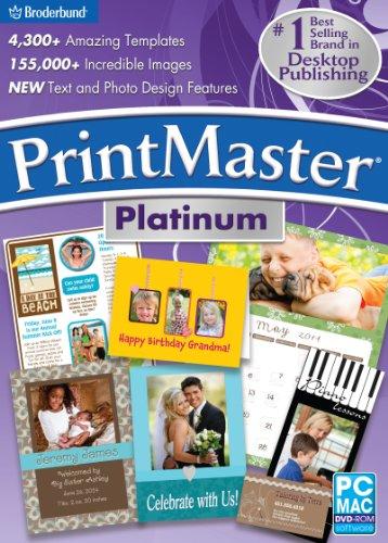 PrintMaster Platinum V6 (Mac) [D...