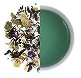 Best Iced Tea Bags - Karma Kettle Blue Lagoon-Lemongrass Tea with Lime, Refreshing Review