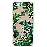 BoxTii Coque iPhone Se / 5S [avec Gratuit Protection D'écran en Verre Trempé], TPU...