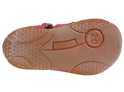 Ocra 590V fermé enfants sandales Rose - Pink (31009 bolivian ginger)