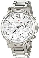 Reloj Cuarzo Tommy Hilfiger Para Mujer Con Plata Analogico Y Plata Acero inoxidable 1781741 de Tommy Hilfiger