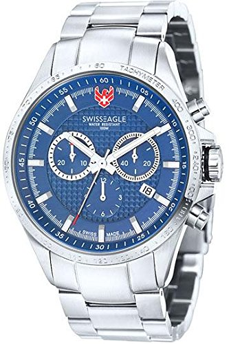 Swiss Eagle -  Watch - SE-9034-33
