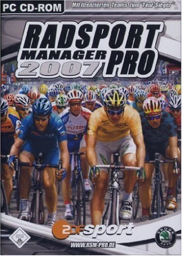 Radsport Manager Pro 2007 - [PC]