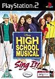 High School Musical: Sing It (PS2)