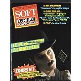 SOFT [No 1] du 01/02/1985 - LE PC EN ACTION A CANAL PLUS - COURS 1 - FORMATION AUX SYSTEMES D'EXPLOITATION MS-DOS / PC-DOS - TEST UTILISATEURS - FRAMEWORK - EXPERT EASE - LE PROGICEL D'INTELLIGENCE ARTIFICIELLE - PRET A GERER POUR PME- PMI