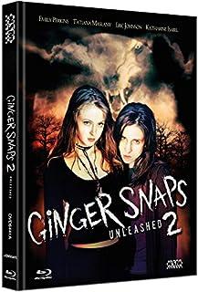Ginger Snaps 2- Entfesselt [Blu-Ray+DVD] - uncut - auf 250 Stück limitiertes Mediabook Cover A
