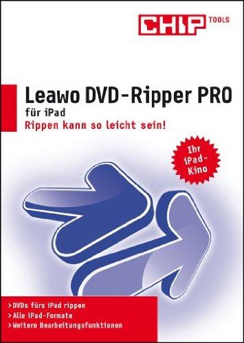 Leawo DVD Ripper PRO für iPad