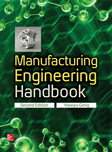 Manufacturing Engineering Handbook, Second Edition por Hwaiyu Geng