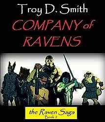 Company of Ravens (The Raven Saga Book 2) (English Edition)