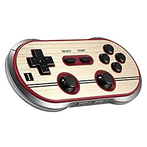 8Bitdo F30 Pro Wireless Controller: Amazon.co.uk: PC