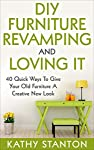 Discover 40 Quick Ways To Give Your Old Furniture A Creative New Look!Does your current furniture make your home look old and shabby? You don't want to get rid of your furniture, but you also don't want it to make your home look like you haven't upda...