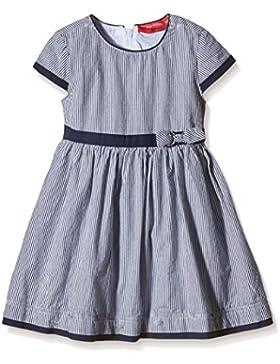 SALT AND PEPPER Mädchen Kleid Dress Blau/Weiß Gestreift